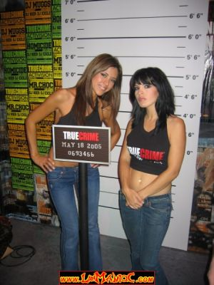 E3 Babes: True Crime Girl