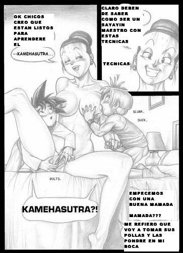 Comic X: Kamehasutra