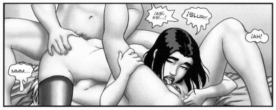 Comic X: Piso Compartido
